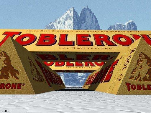 Toblerone die be...A Bar At The Folies Bergere